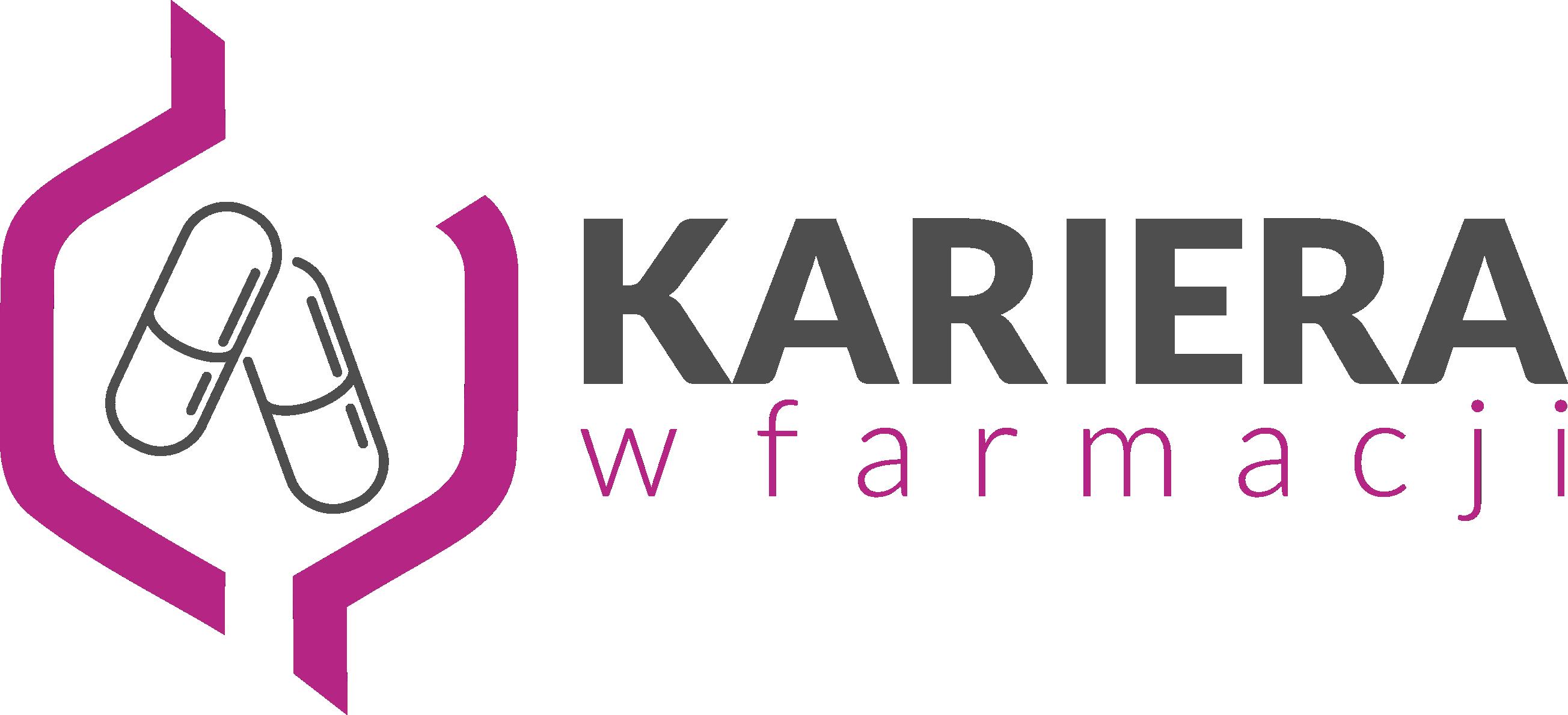 KARIERA W FARMACJI LOGO png